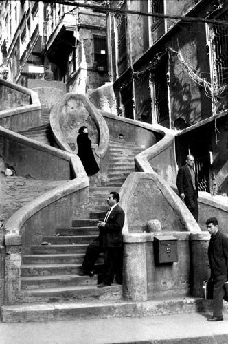 Анри-Картье Брессон. Стамбул, 1964