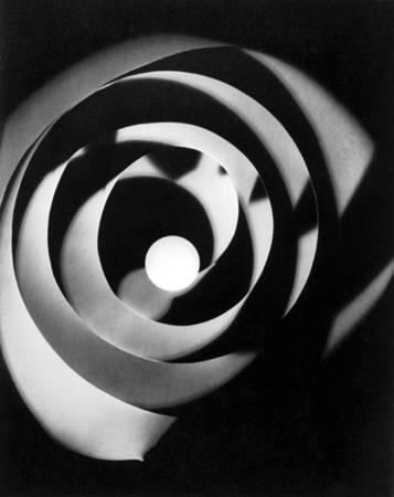 Rayography spiral. 1923