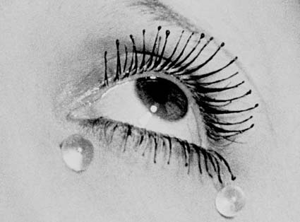 Glass tears (variant).   1932