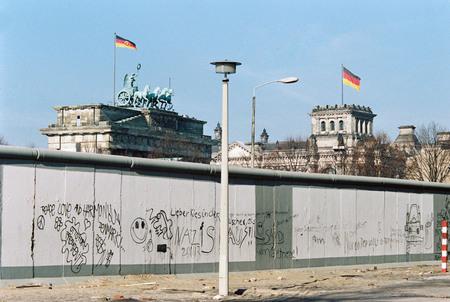 Клаус Ленартц<br> ГДР, Восточный Берлин<br> 23 февраля 1990<br> © Федеральное ведомство печати и информации BPA
