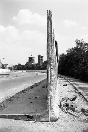 Шван<br> Берлинская стена<br> 3 августа 1990<br> © Федеральное ведомство печати и информации BPA