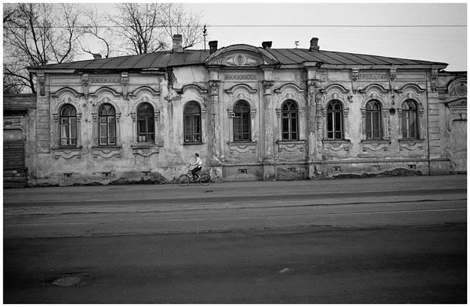 Ул. Ленина. Пермь, 1984