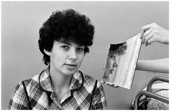Противотуберкулезный диспансер. Пермь, 1985