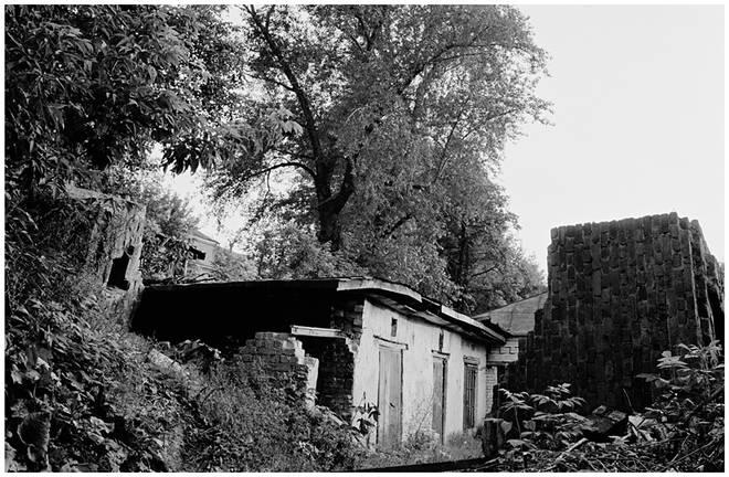 Руины. Пермь, 1984