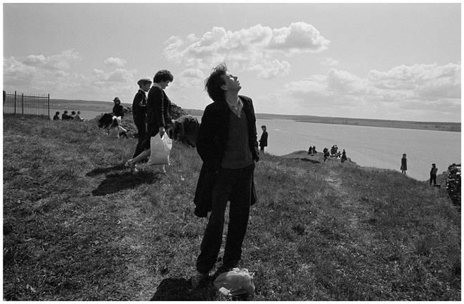 Праздник в Селе Троица. Пермская область, 1984