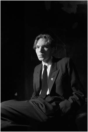 Художник Сергей Жегло. Москва, 1988