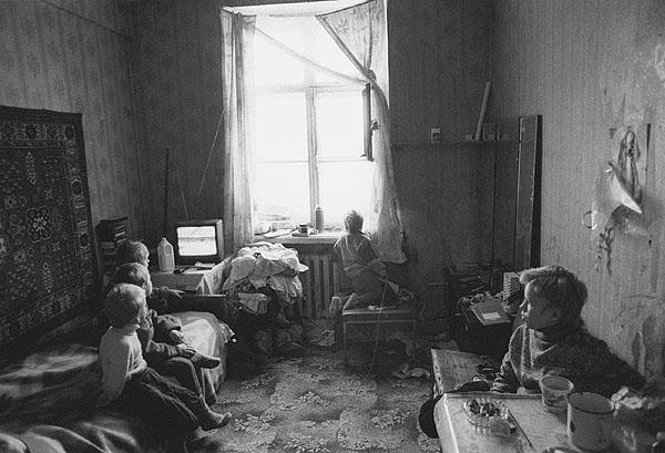 ©Валерий Нистратов. «Москва, 1996»