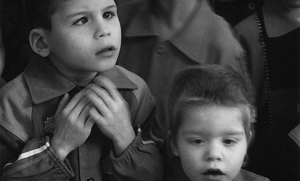 ©Ирина Падва. «Московская обл., 2001, Детский дом в Уваровке»