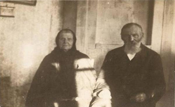 Родители деда<br> Польша, 1920-1940