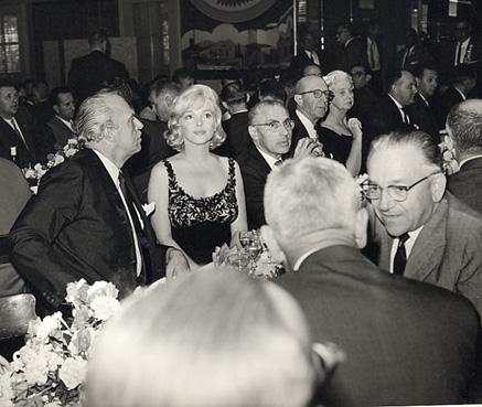 Голливуд. Мерилин Монро. 1960-е
