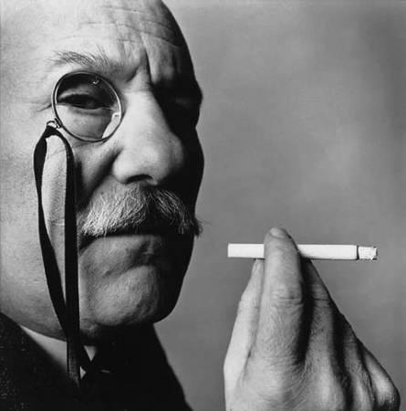 Barnett Newman. New York, 1966<br> <i>Image: Irving Penn</i>