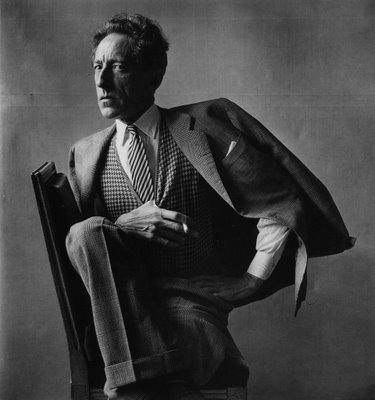 Jean Cocteau, Paris,1948<br> <i>Image: Irving Penn / Conde Nast Publications</i>