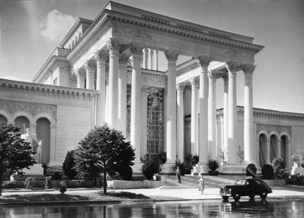 ВДНХ. Павильон Северный Кавказ. 1960-е