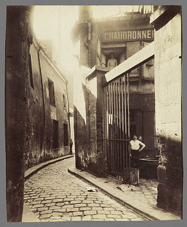 Metalworker′s Shop, passage de la Reunion<br />