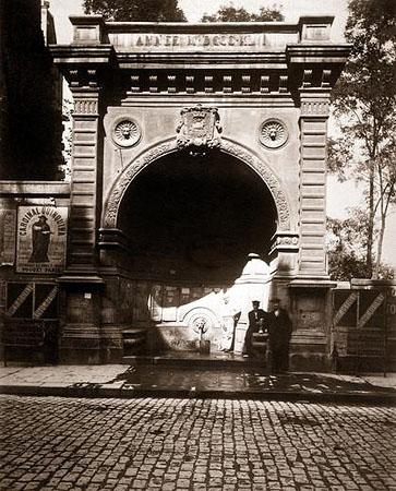 Fontaine (1846), 87 bis rue de Charenton