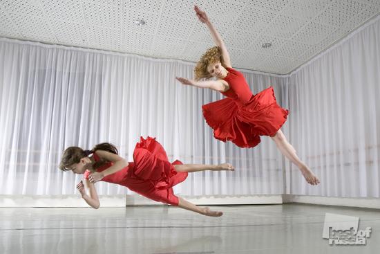 Из серии «Цветные сны». Девочки в красном<br> Ольга Макарова, 40 лет. Г. Москва