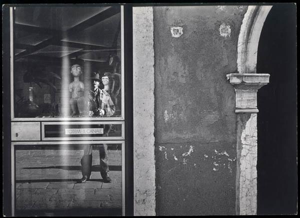 Венецианский портрет в полный рост россиянина. 1995