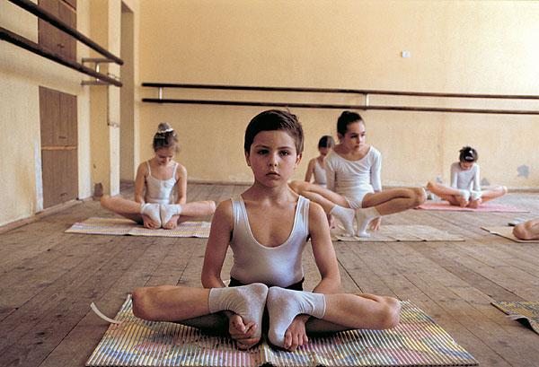 ©Жаклин Миа Фостер. «Москва, 2000, Школа классического танца»