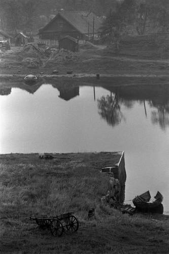 """©Фарит Губаев. «Из серии """"Остров Соловки"""". 1984»"""