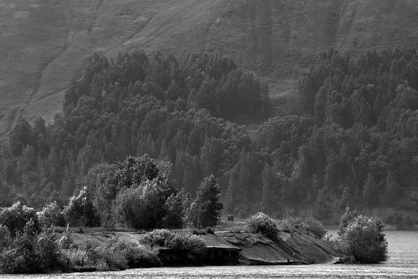 ©Фарит Губаев. «Берег реки Камы.Татарстан, 2007»