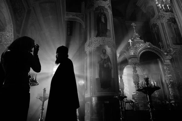 ©Фарит Губаев. «Благовещенский собор. Казань, 2008»