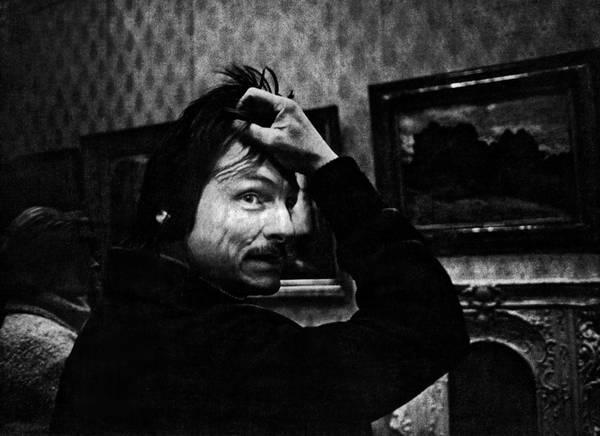 ©Фарит Губаев. «Андрей Тарковский. Казань,1979»