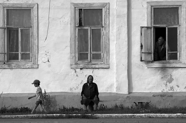 ©Фарит Губаев. «Елабуга. 2007»