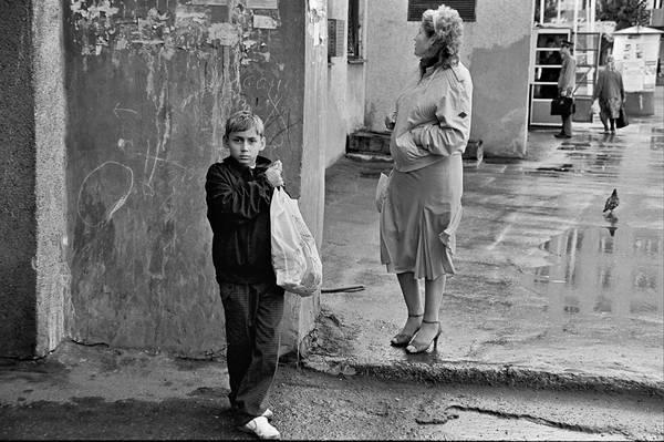 ©Фарит Губаев. «Казань.1989г»