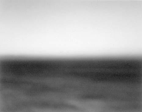 Hiroshi Sugimoto. Bay of Sagami. 1997