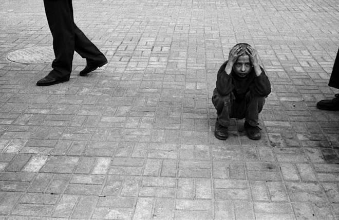 © Александр Гляделов. Из проекта «Лишние»