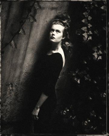 Роберт Вано<br> Кирстен, Милан <br> 1984 <br> © Роберт Вано