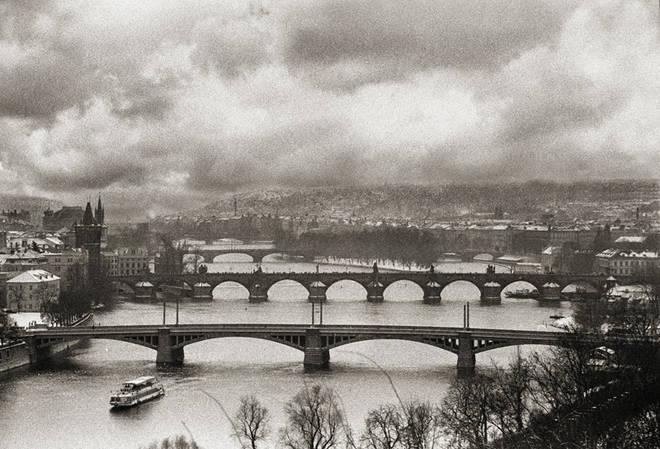 Роберт Вано<br> Мосты Праги <br> 2005 <br> © Роберт Вано