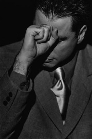 Питер Линдберг<br> Джон Траволта, GQ US / The Times magazine <br> октябрь 1998 <br> Студия Smash box studios, Лос-Анджелес<br>  Собрание автора