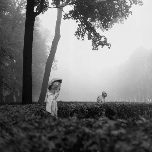 ©Борис Смелов. «Утро в Летнем саду. 1972»