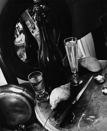 ©Борис Смелов. «Натюрморт с двумя раковинами. 1991»