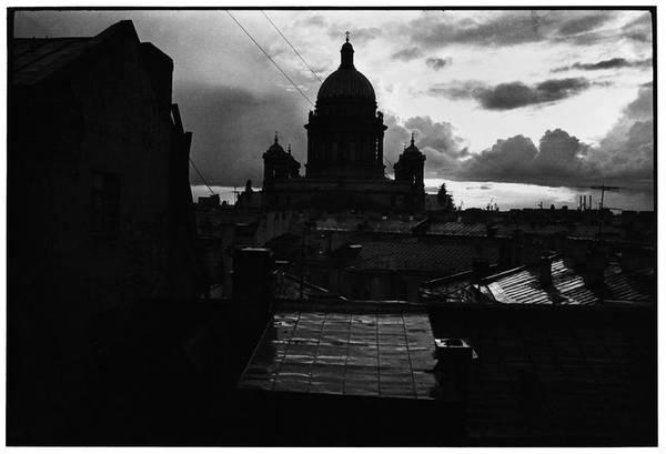 ©Борис Смелов. «Исаакий в белую ночь. 1970-е»