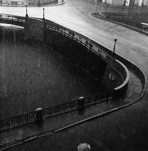 ©Борис Смелов. «Трехарочный мост. 1982 »