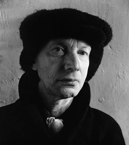 ©Борис Смелов. «Энтомолог Евгений Аренс. 1982»