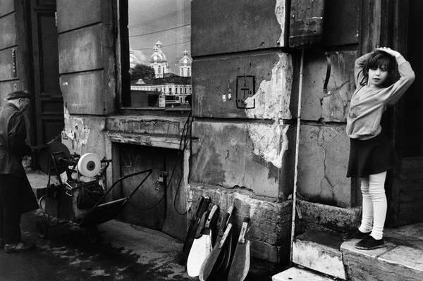 ©Борис Смелов. «Точильщик. 1991»