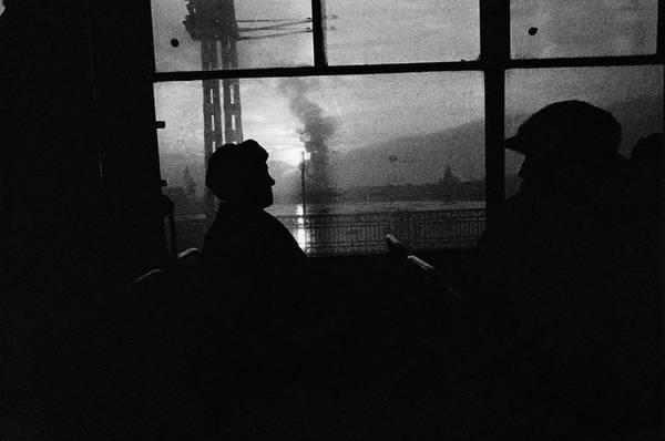 ©Борис Смелов. «Трамвай № 5. Возвращение на Васильевский остров. 1995»