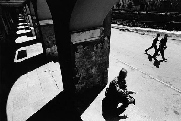 ©Борис Смелов. «Крюков канал. 1996»