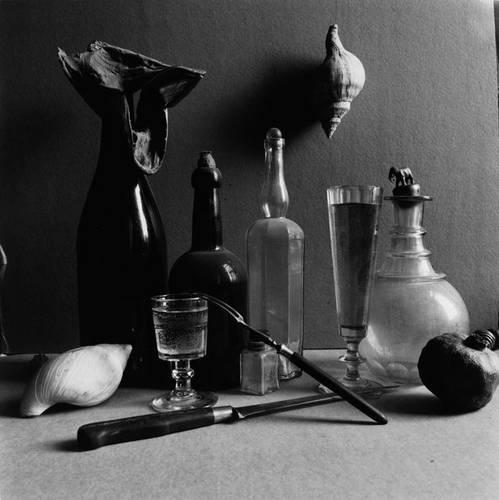 ©Борис Смелов. «Натюрморт с рыбьей головой. 1988»