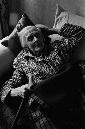 ©Борис Смелов. «Бабушка. 1970-е»