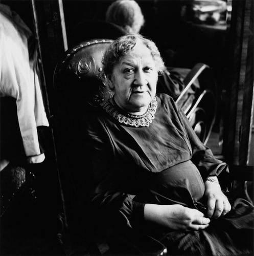 ©Борис Смелов. «Татьяна Гнедич – переводчик Байрона. 1979»