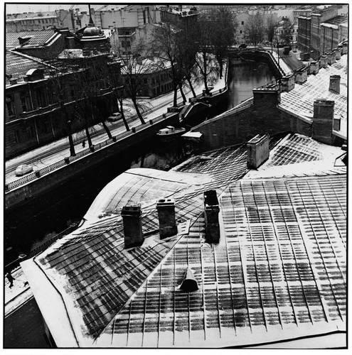 ©Борис Смелов. «Канал Грибоедова. 1981»