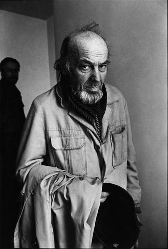 ©Борис Смелов. «Портрет художника Шолома Шварца. 1995»