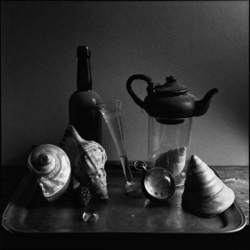 ©Борис Смелов. «Натюрморт с заварником в ста- кане. 1998»