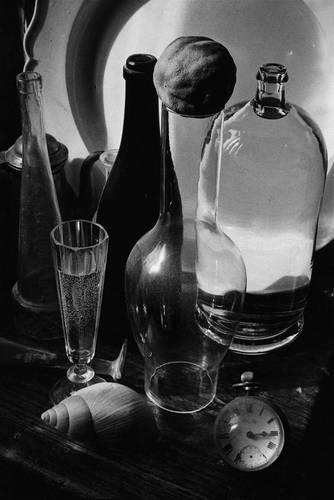 ©Борис Смелов. «Натюрморт с засохшим апельсином. 1988»