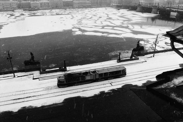 ©Борис Смелов. «Трамвай. 1997»