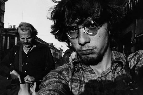 ©Борис Смелов. «Автопортрет. 1975»